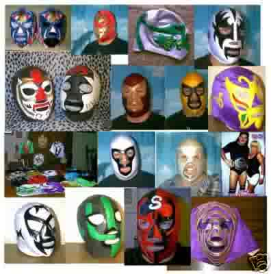 Some Of the Custom Mask.s I&A Make's..